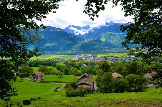Maienfeld, Schweiz: Heidi's Village by Necessary Indulgences