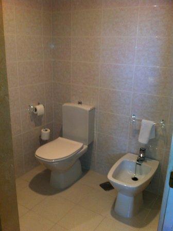 Intur Castellon Hotel : Baño 01