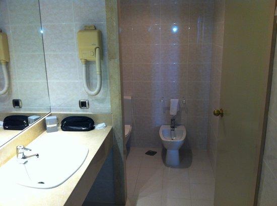 Intur Castellon Hotel : Baño 03
