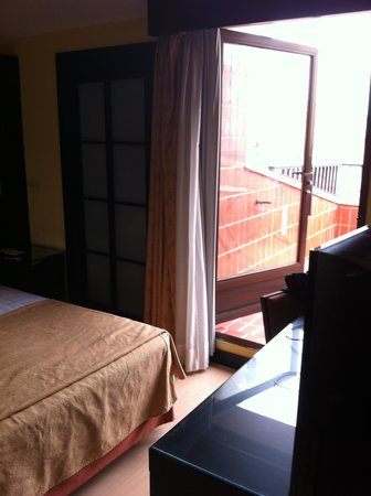 Intur Castellon Hotel : Habitacion 02