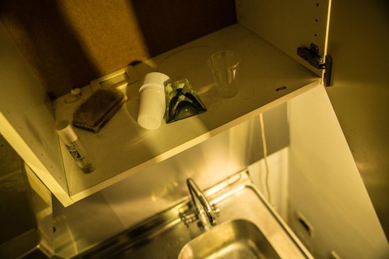 Antico Capon: in cabinets