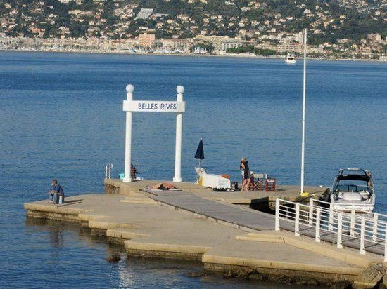 Hotel Belles Rives : The Marina