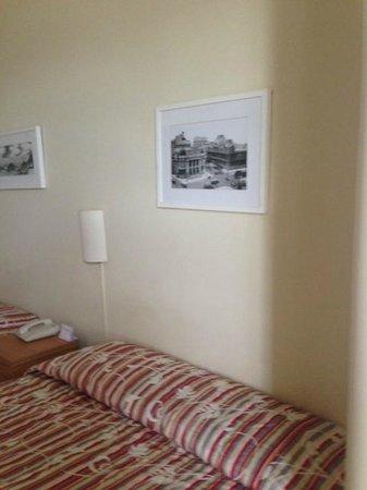 Hotel Atlantico Praia: quarto de fente