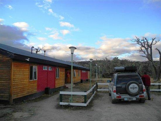 Tierra del Fuego, Chile: Parador Russfin