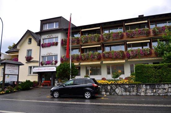 Landhaus am Giessen in Vaduz by Necessary Indulgences.