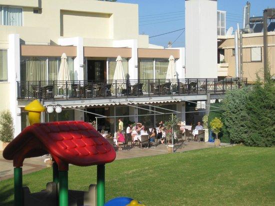 Atrion Resort Hotel: Barnvänligt