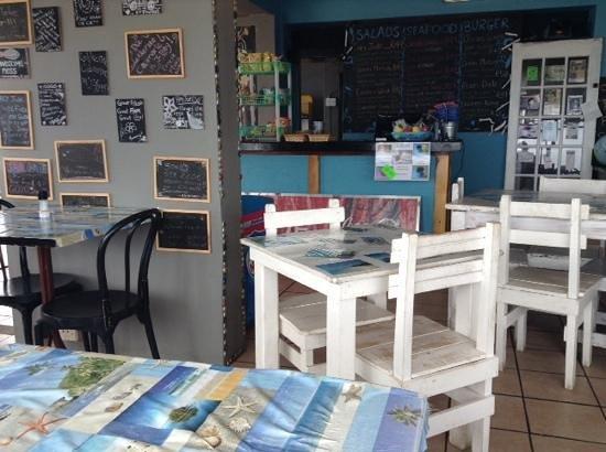 Hey Jude Fish Restaurant: Restaurant interior