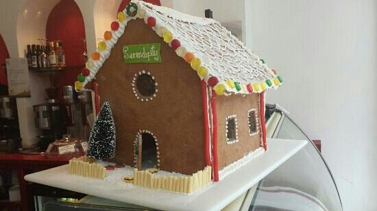 Serendipity: ginger bread house