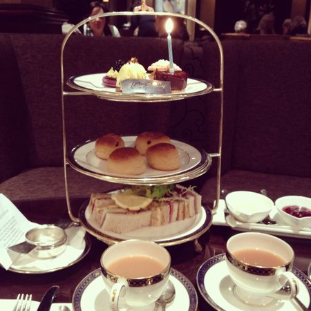 The Chester Grosvenor: Afternoon tea
