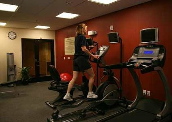 Hampton Inn & Suites Ocala - Belleview: Fitness Center