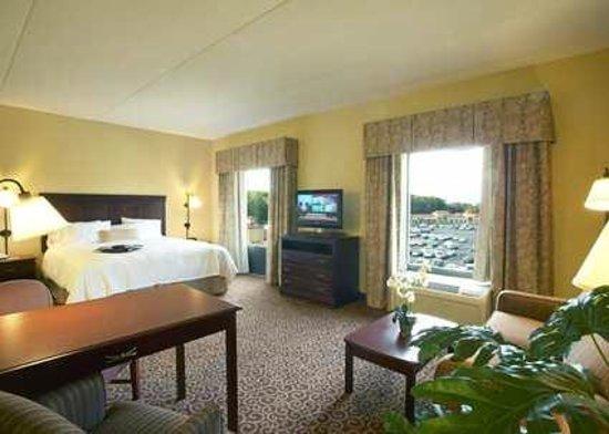 Hampton Inn & Suites Ocala - Belleview: King Studio Suite