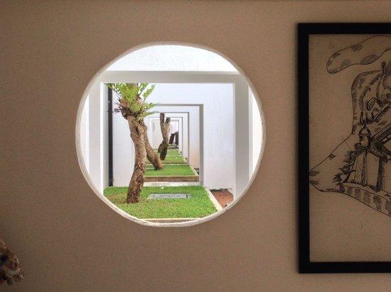 AVANI Bentota Resort & Spa: Nice design for all facilities of hotel