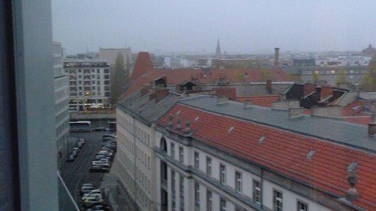 Eurostars Berlin Hotel: vista da janela do quarto