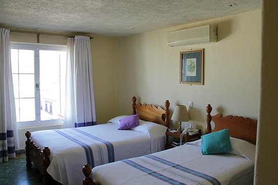 Hotel Marques del Valle : Room.