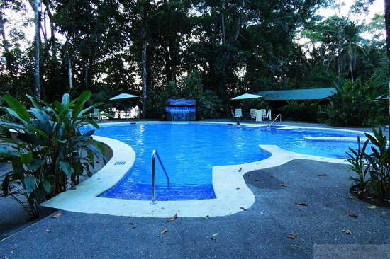Laguna Lodge Tortuguero: Adult pool
