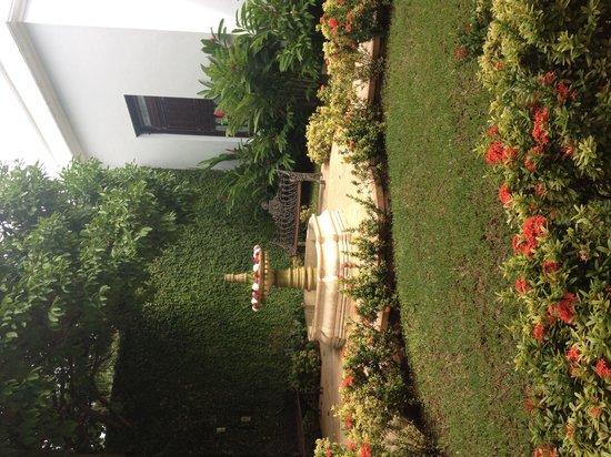 Casa Azul Hotel Monumento Historico: El patio central