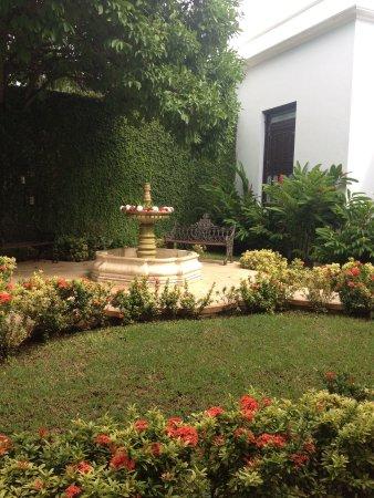 Casa Azul Hotel Monumento Historico : El patio central