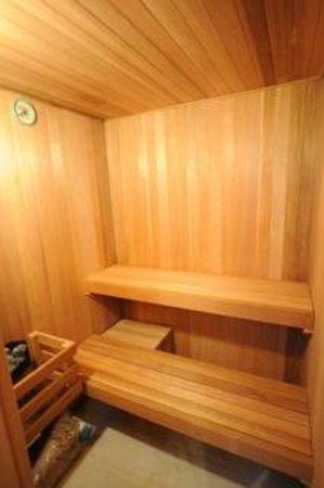 Riverside Garden Bed and Breakfast : Sauna
