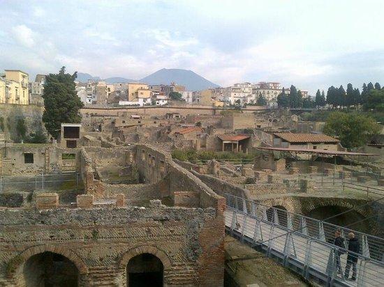 Ruins of Herculaneum: Ercolano Site