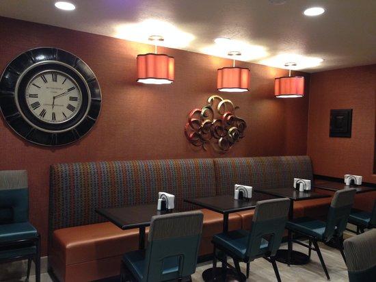 Best Western Mesquite Inn : breakfast room