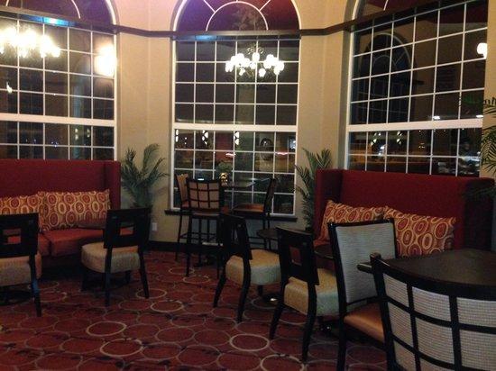 Best Western Mesquite Inn : lobby reception area