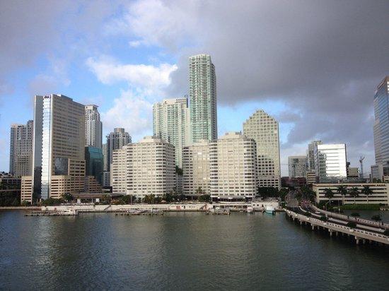 Mandarin Oriental, Miami: Vista de la habitación