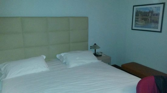 Grand Hotel Donatello Imola : Camera da letto