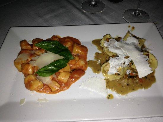 Bricco : Gnocchi & Pumpkin Tortellini