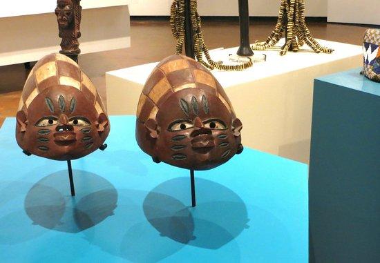 University of California, Los Angeles (UCLA): Gelede Masquerades honor mystical powers of women