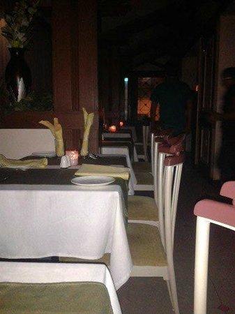 Hotel Sovereign: Restaurant