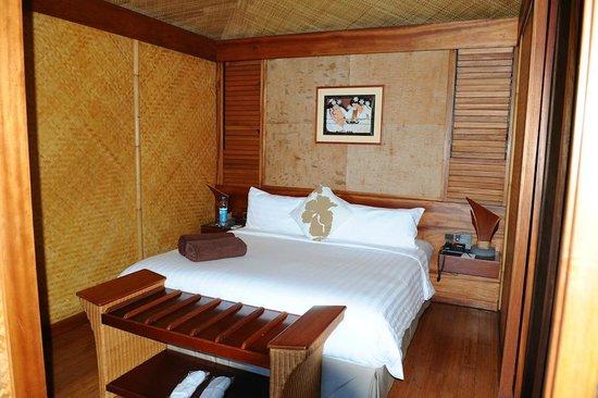 InterContinental Moorea Resort & Spa: Room 507 ~ overwater Bungalow