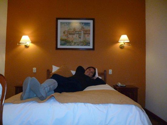 Hotel Miramar: Quarto simples, mas confortável