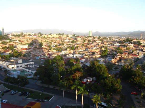 Melia Santiago de Cuba: Вид на город