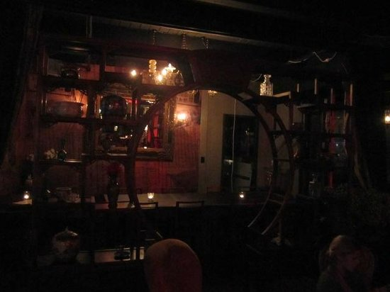 Revelry: warm and friendly atmosphere