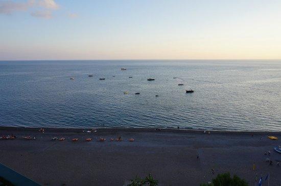 Hotel Buca di Bacco : sea-view
