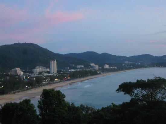 Centara Villas Phuket: View from the restaurant