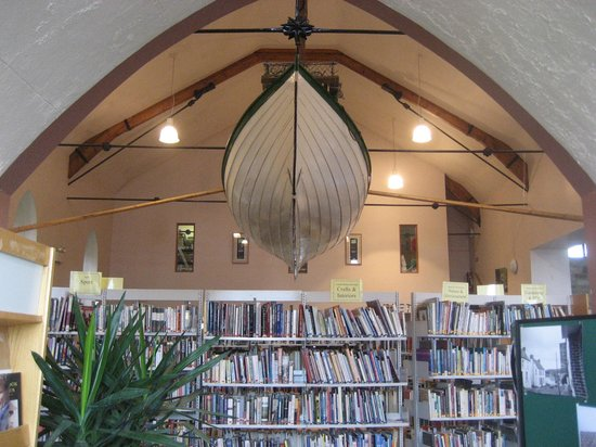 ‪Buncrana Library‬
