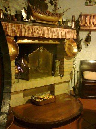 Agriturismo La Cascina: tavola calda e accogliente
