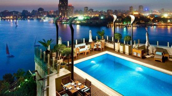 Kempinski Nile Hotel Cairo: Exterior