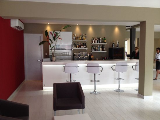 Magno Suites : Bar del Hotel Mango Suites