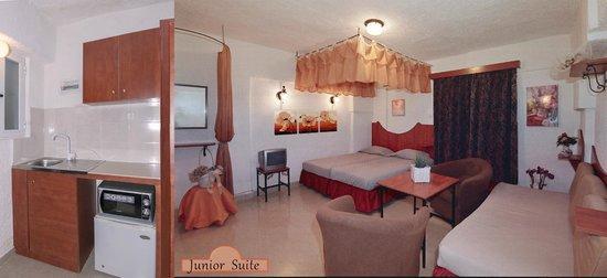 Club Hotel Iliochari: JUNIOR SUITE