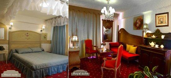 Club Hotel Iliochari: ROYAL SUITE