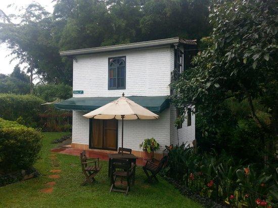 Siete Cueros Lodge : cabaña