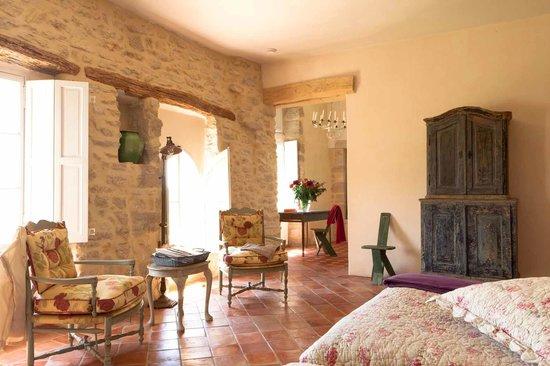 Chateau la Roque: suite le poste de guet