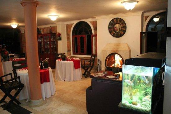 Siete Cueros Lodge : hall de entrada