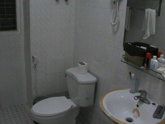 Smart Hotel: bagno
