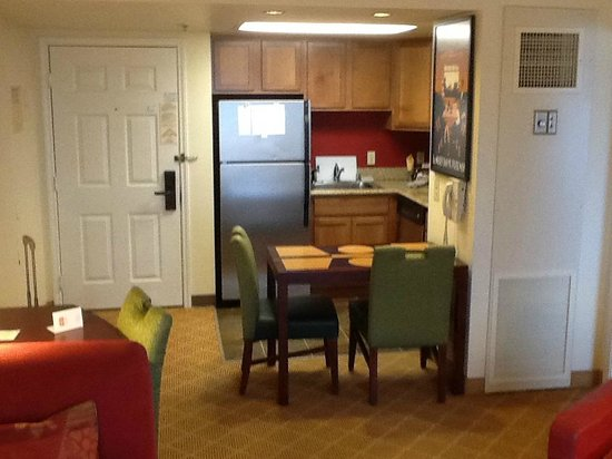 Residence Inn Seattle Downtown/Lake Union: Kitchenette
