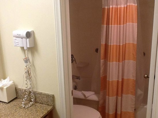 Residence Inn Seattle Downtown/Lake Union: Bathroom