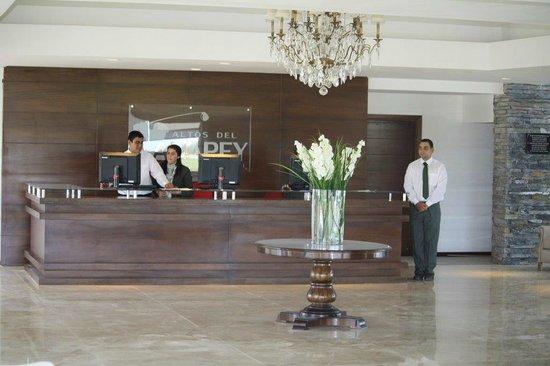Altos Del Arapey Club De Golf y Hotel Termal: Recepción
