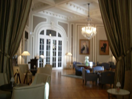 Hotel Maria Cristina, a Luxury Collection Hotel, San Sebastian : salon